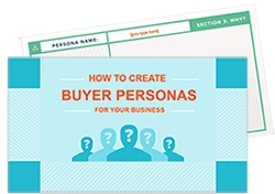 Buyer Persona Powerpoint Templates
